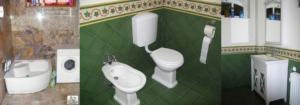 Fürdőszoba - előtte/utána